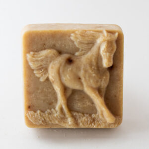 Serenity Soapworks Running Horse Shampoo bar