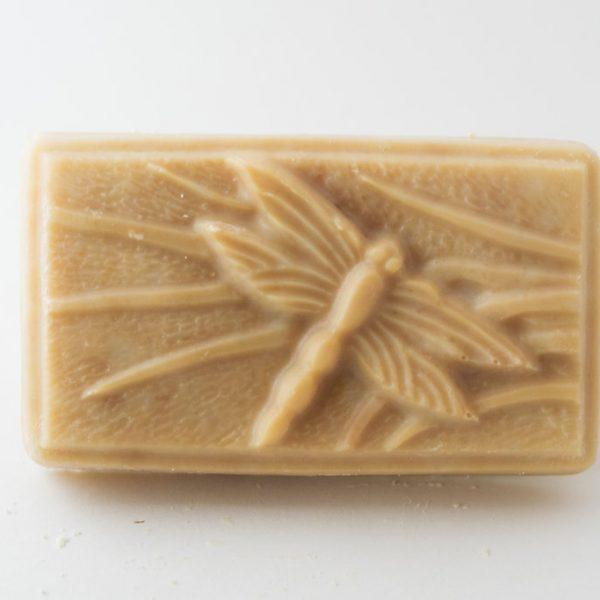 Serenity Soapworks Dragonfly shampoo bar