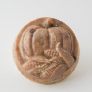 Serenity Soapworks Goat Milk Harvest Pumpkin Thanksgiving soap