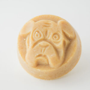 Serenity Soapworks Dog Head Shampoo Bar 2