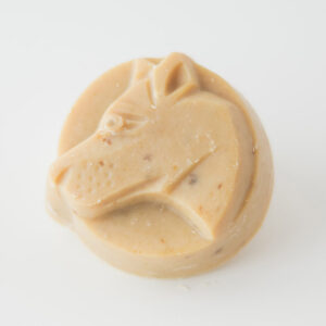 Serenity Soapworks Dog Head Shampoo Bar 3