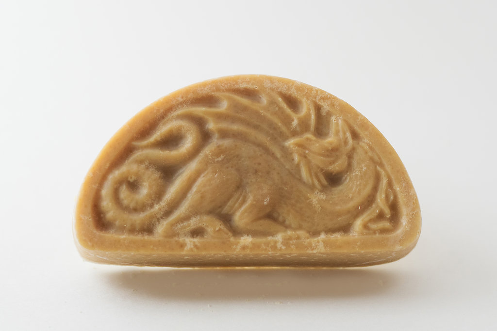 Serenity Soapworks Dragon Soap