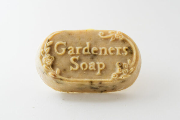 Serenity Soapworks Gardeners Soap Goat Milk Soap
