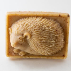 Serenity Soapworks Hedge Hog Goat Milk Soap