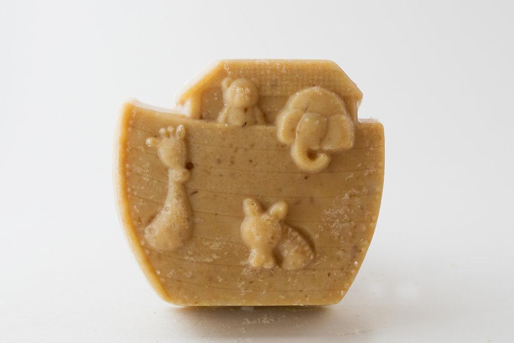 Serenity Soapworks Noah Ark Goat Milk Soap