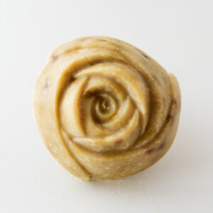 Serenity Soapworks Rose Shaped Goat Milk Soap