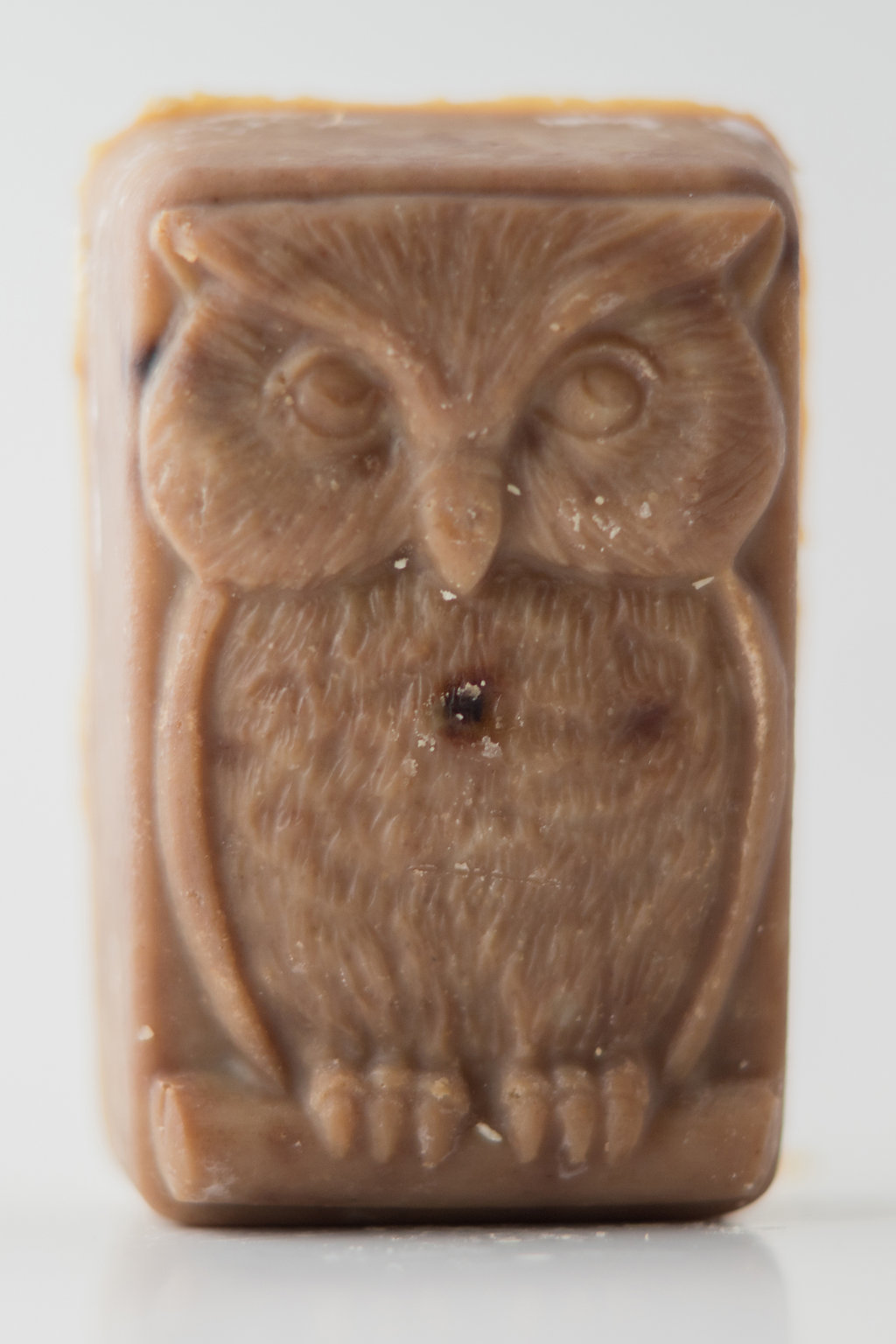 Serenity Soapworks Owl Goat Milk Soap