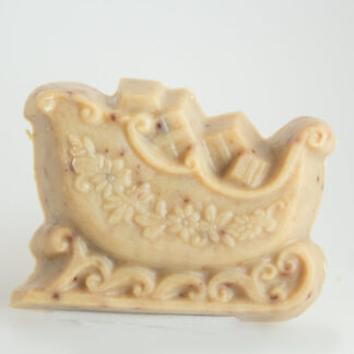 Serenity Soapworks Goat Milk Soap Sleigh Holiday Soap