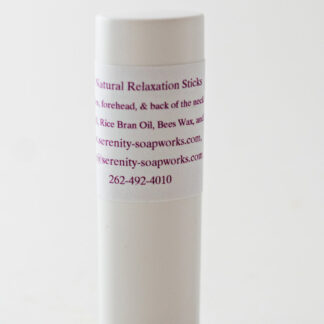 Serenity Soapworks Relaxation Stick