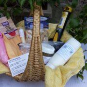 Gardeners Basket Party Favor Ideas